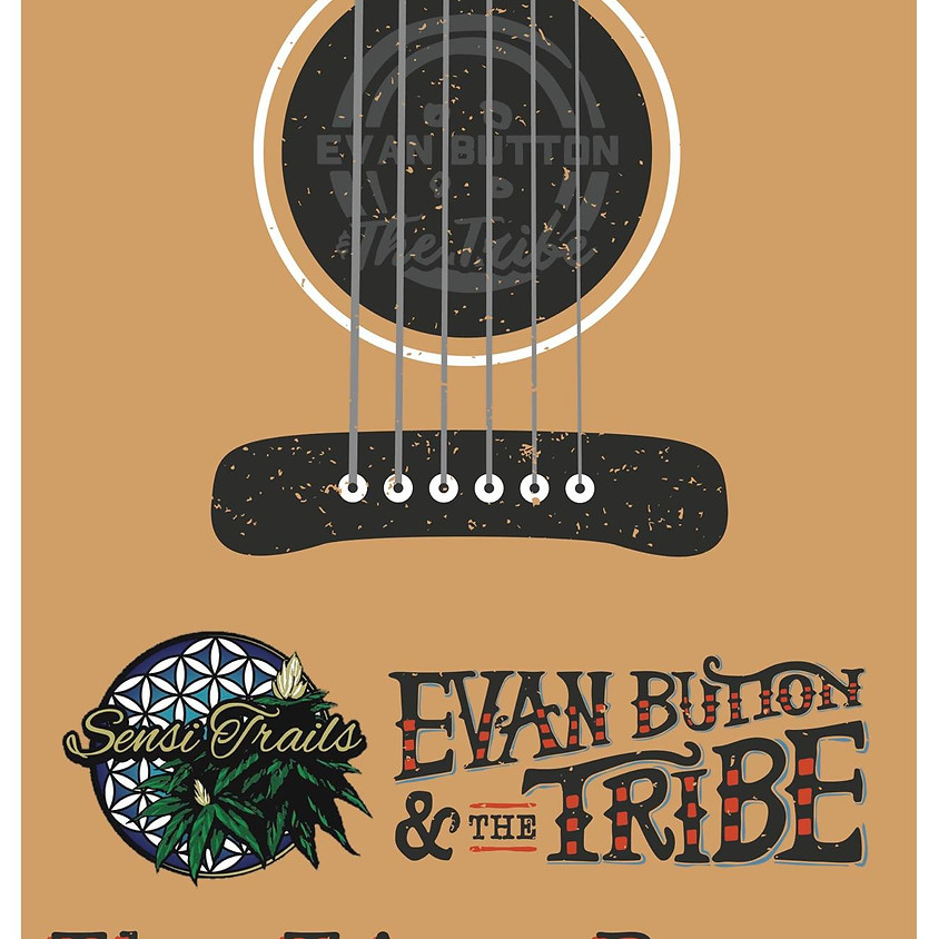 Evan Button & The Tribe 18+ (last show of semester)