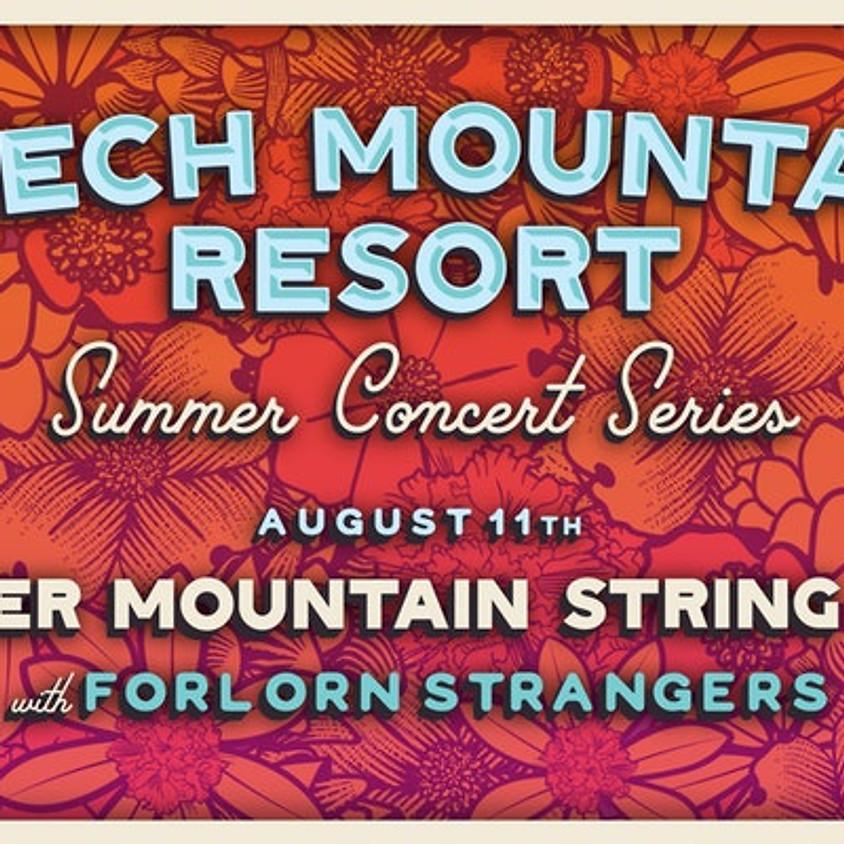 Yonder Mountain String Band w/ Forlorn Strangers