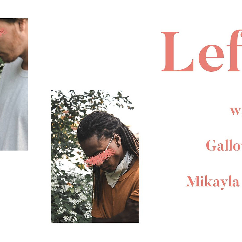 Leffty w. Galloway and Mikayla Brown