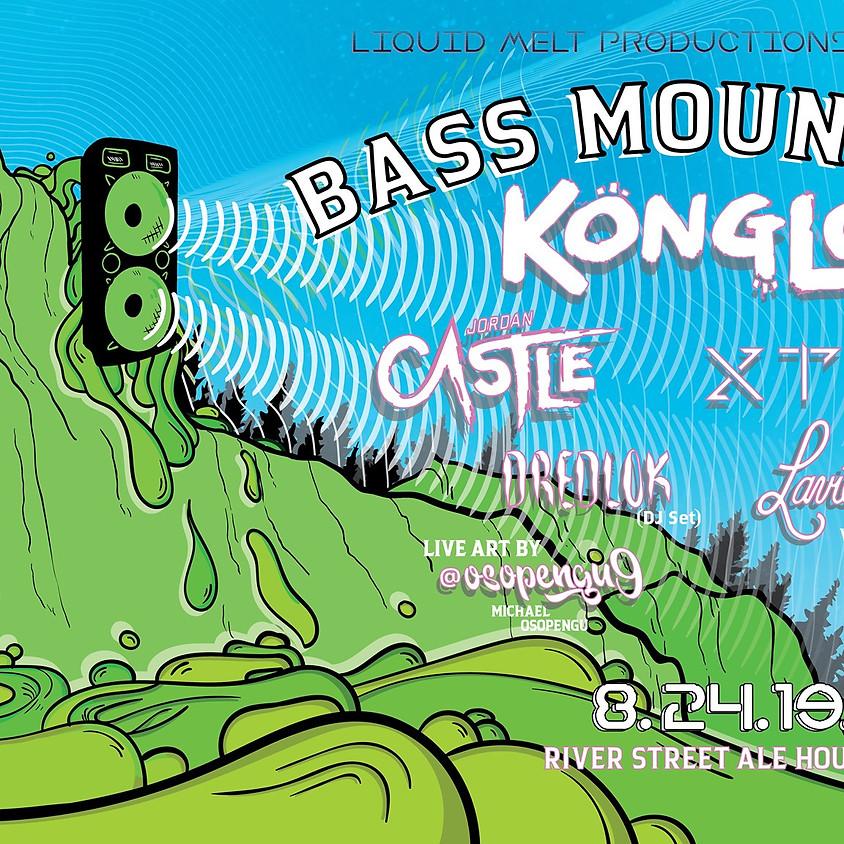 Liquid Melt Presents: BASS Mountain ft. Konglo