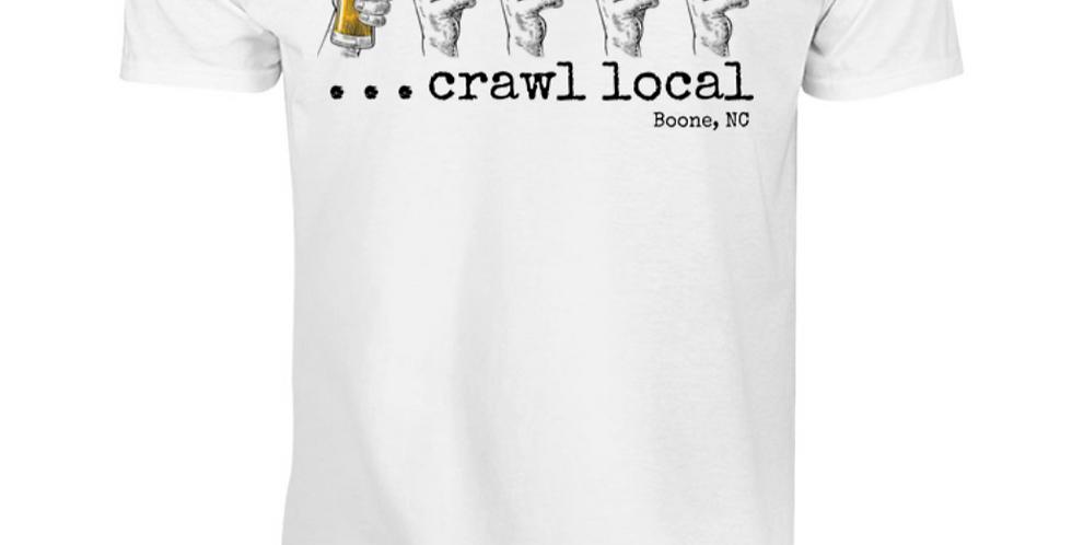 King St. Bar Crawl Official T-Shirt