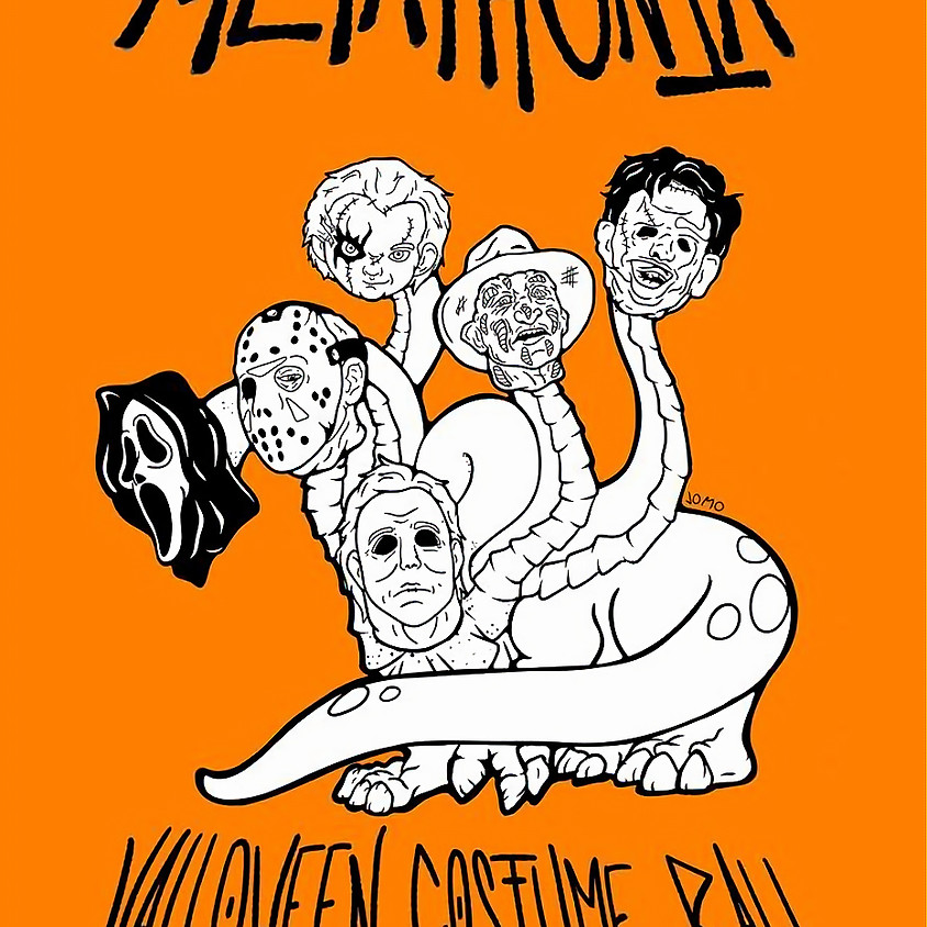 Metaphonia's Halloween Costume Ball!