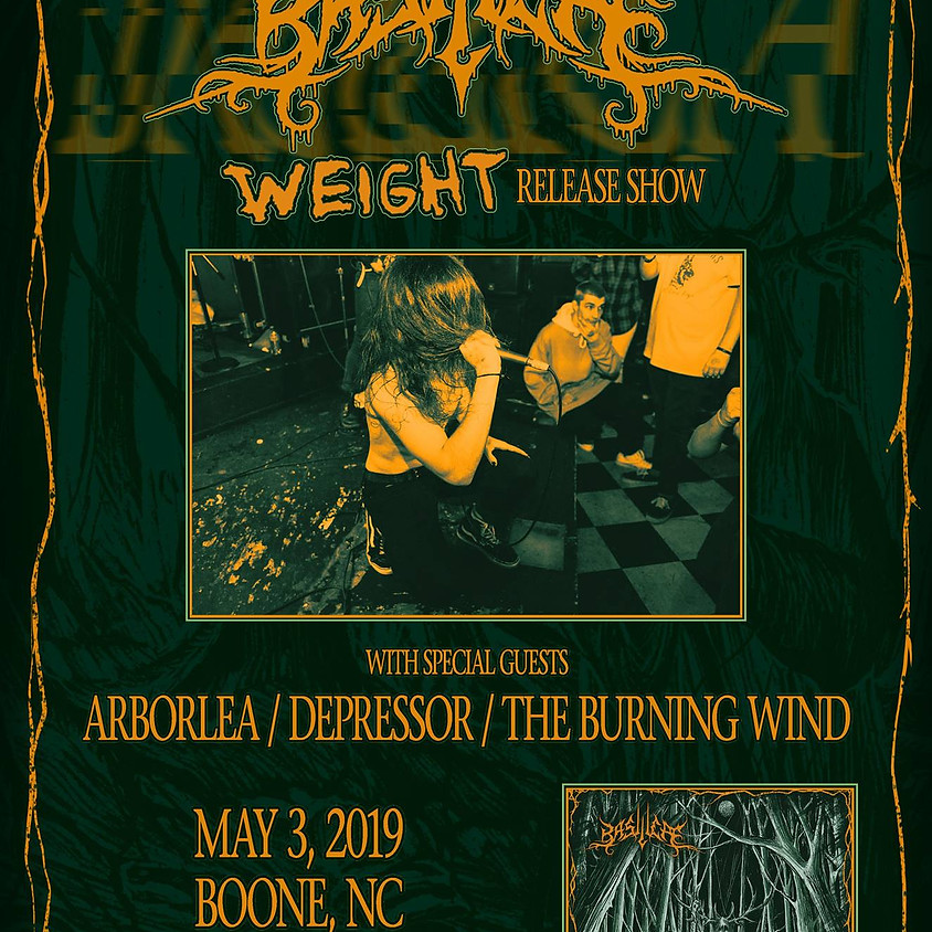 Basilica ALL AGES EP Release Show