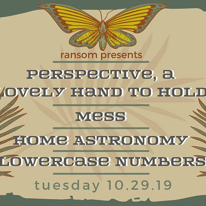 Perspective, alhth / Mess / Home Astronomy / Lowercase Numbers