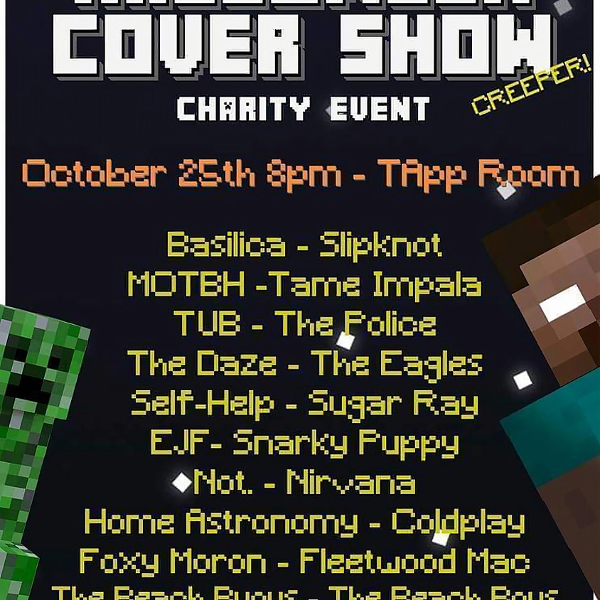 Halloween Cover Show - Charity Event
