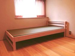 ひのきの畳ベッド