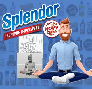 SPLENDOR + NOVYCERA