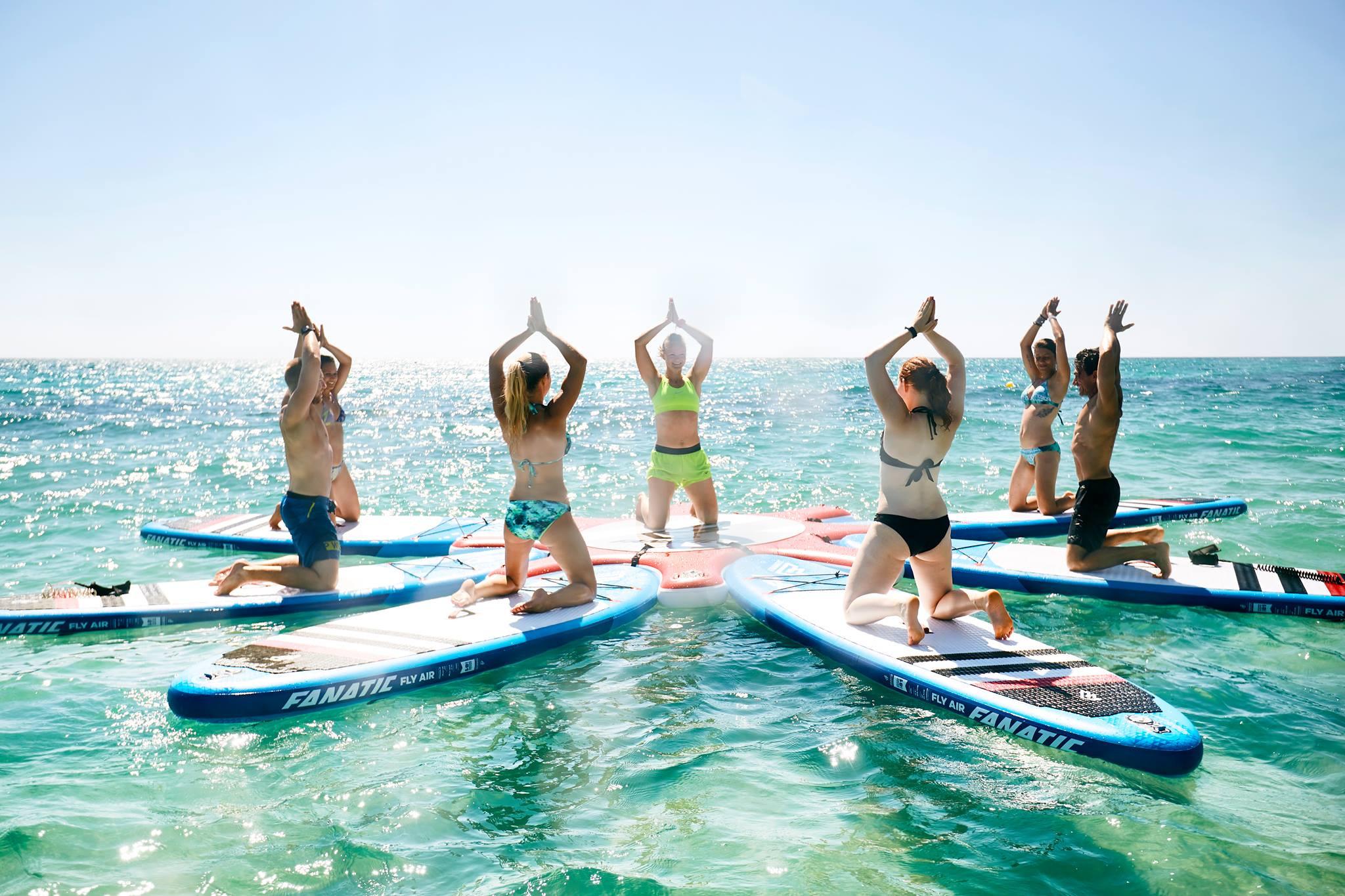 SUP-Yoga Termine