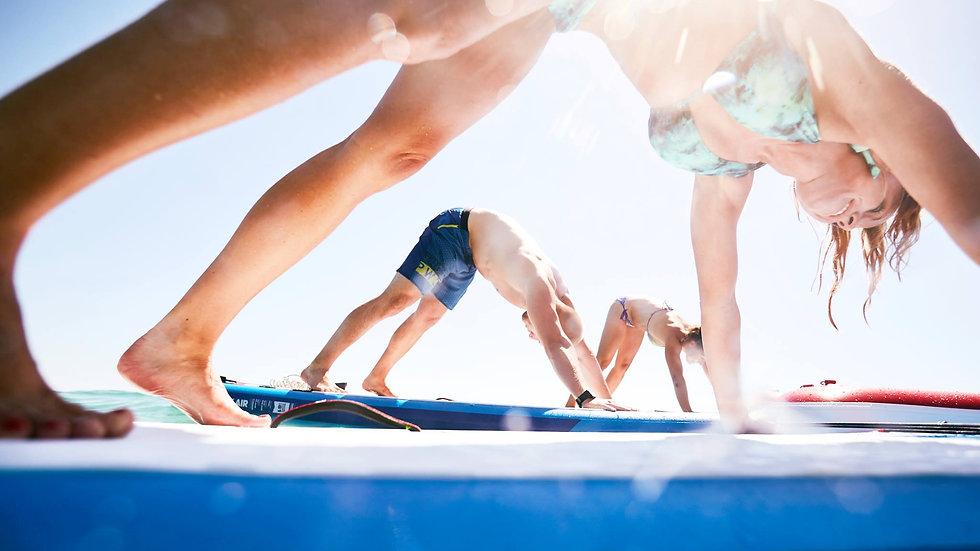 1x SUP- Yoga/ Fitness