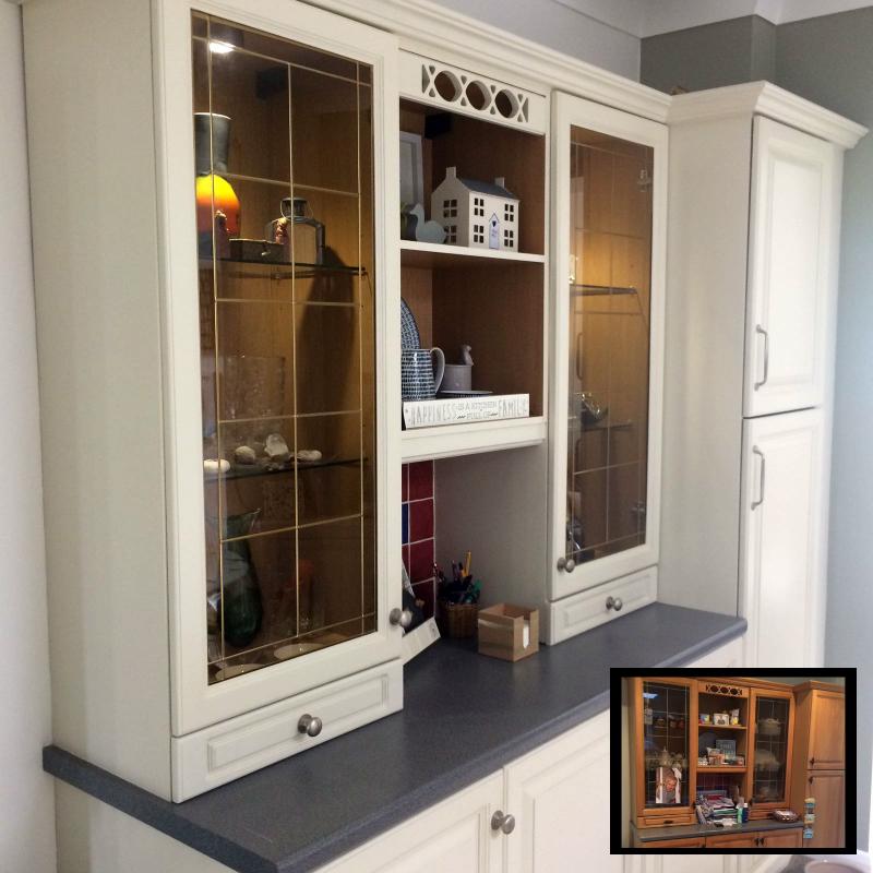 Little Greene Hollyhock 25 Kitchen