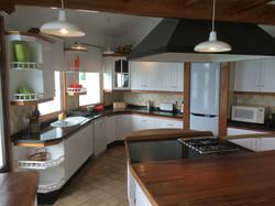 Little Greene Shirting kitchen
