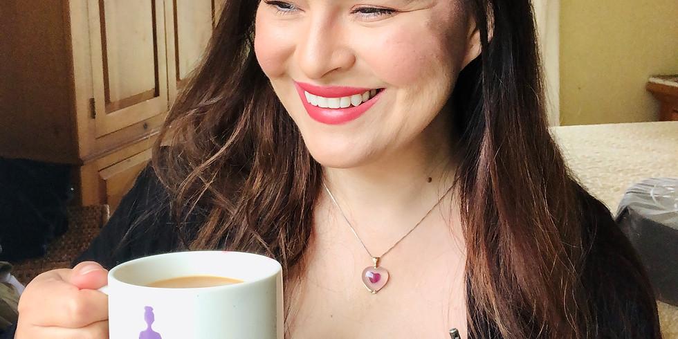 Café y Charla con Marcela