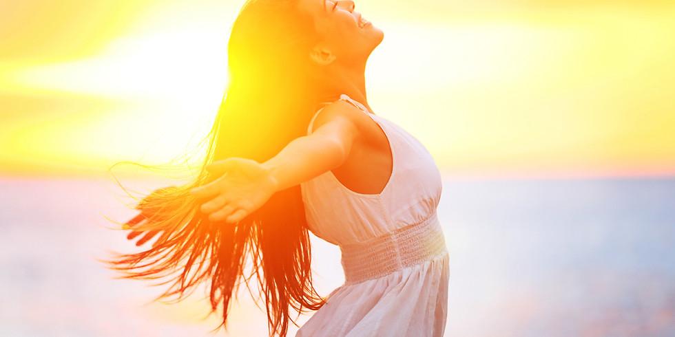 Aprenda a Meditar Para Liberar el Estrés con Marcela