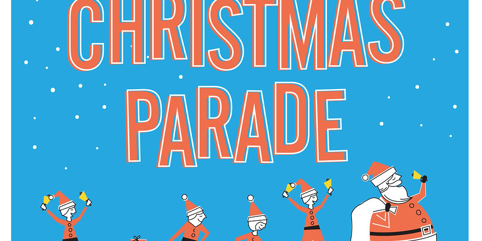 Club 456 Christmas Parade Float Building