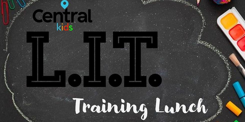 LIT Training Lunch