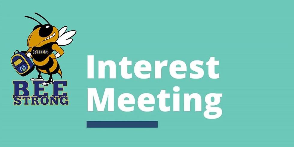 Bee Strong Interest Meeting