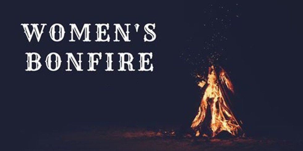 Woman's Bonfire