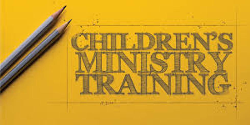 Children's Ministry Teacher Training