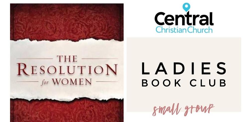 Women's Book Club - Resolution for Women