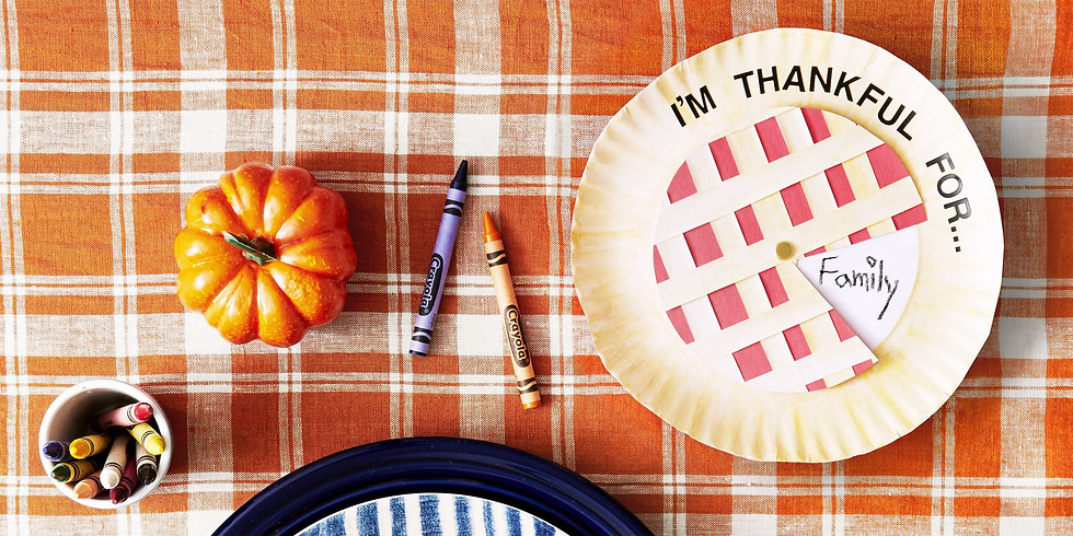 Club 456 Thanksgiving Family Potluck