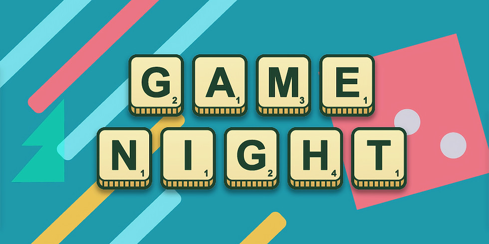 Marriage Ministry Game Night