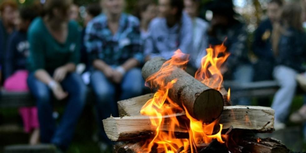 Empty Nesters' Bonfire