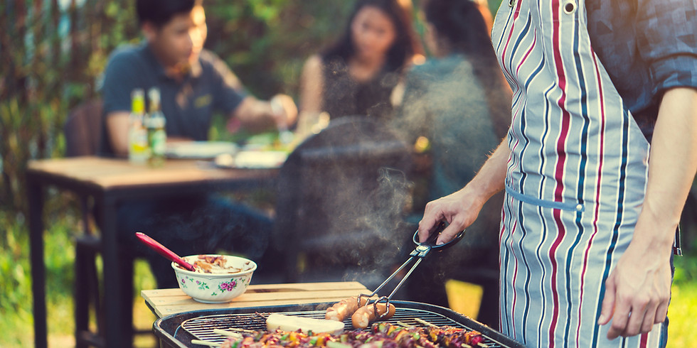 Marriage Ministry BBQ