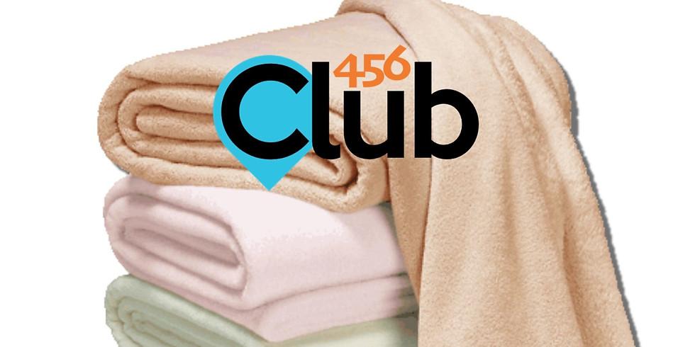 Club 456 - Winter Blanket Project