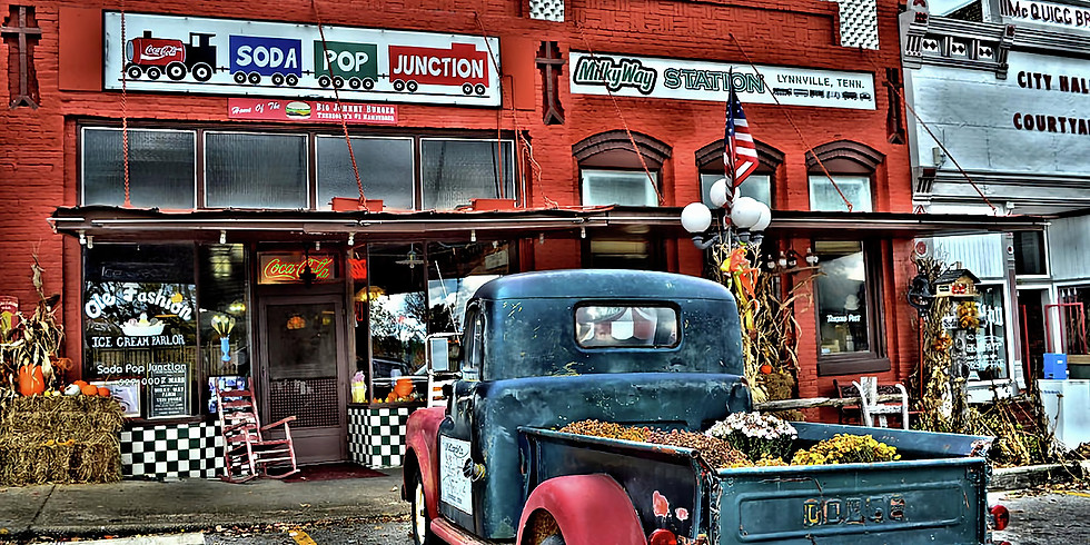 Empty Nesters' Day Trip - Lynnville