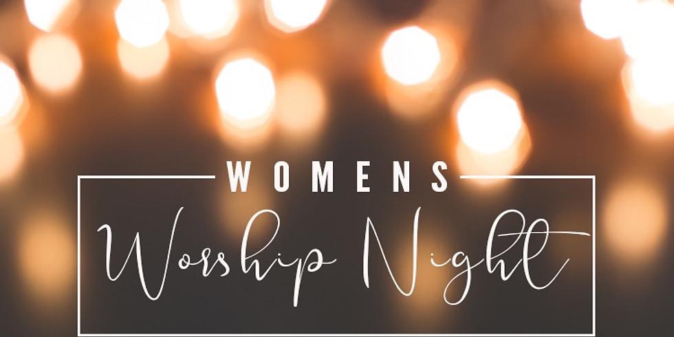 Women's Night of Prayer and Worship