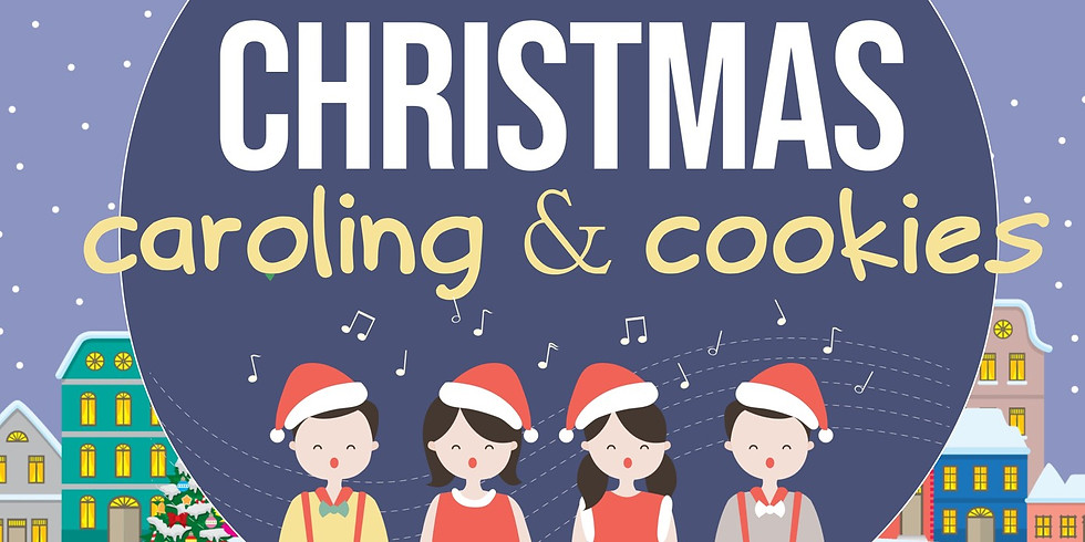 Club 456 Cookies & Caroling