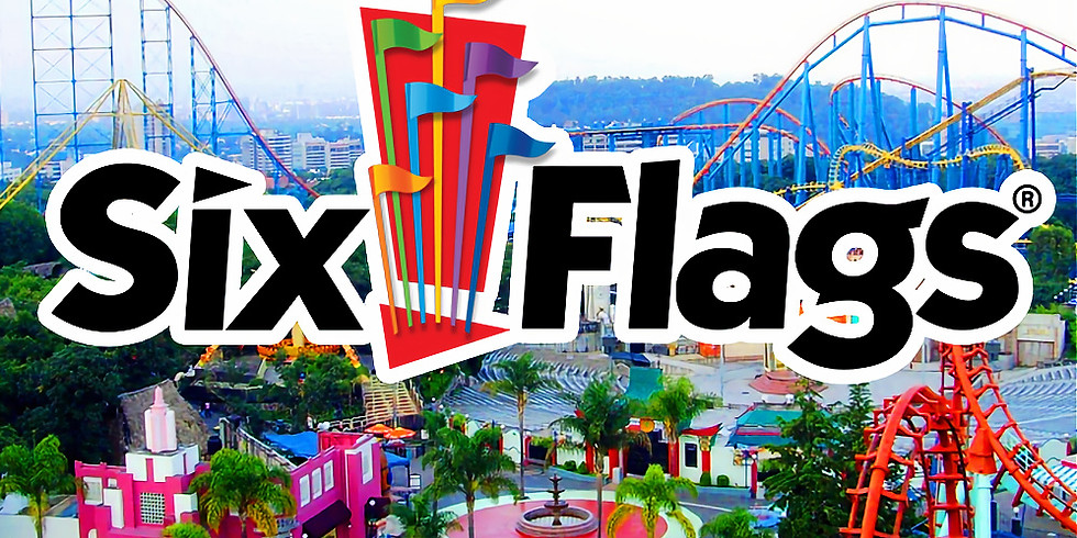 Youth Group Six Flags Trip