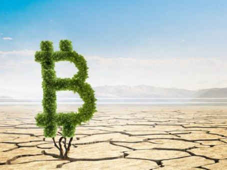 Bitcoin and the Environmental Cover-up