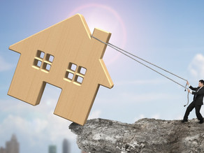 Why UK House Prices are headed for a Cliff Edge