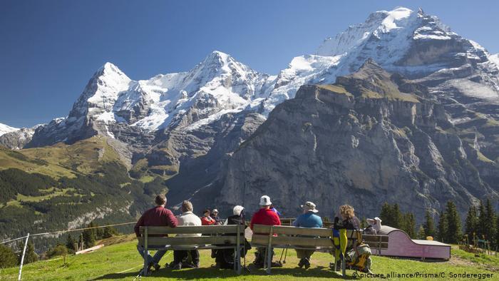 स्विट्जरलैंड: बचाव कोष तथा हिन्दी सिनेमा