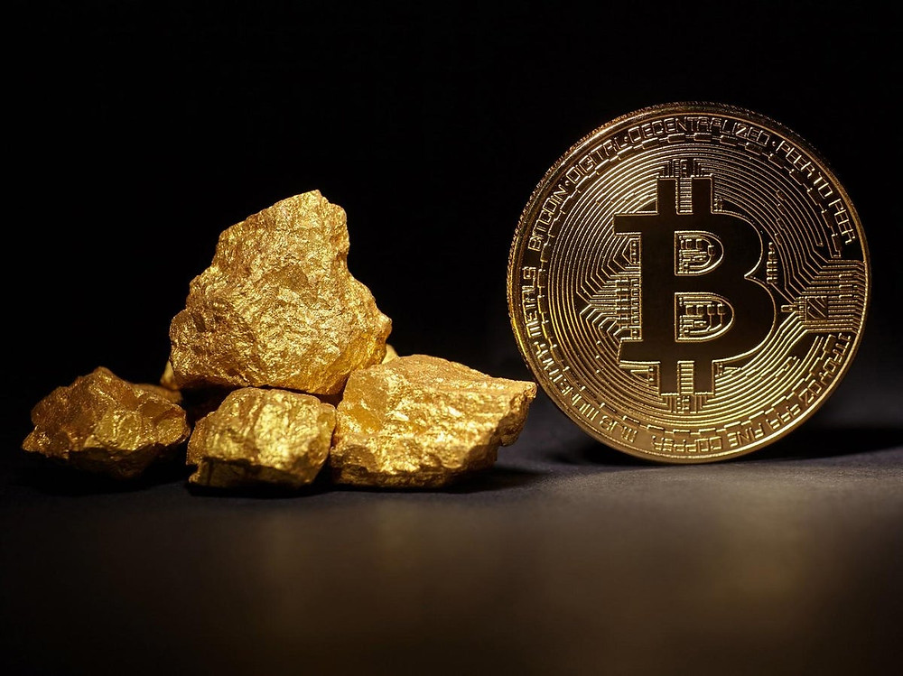 Matthew Feargrieve investment management consultant discusses bitcoin and gold