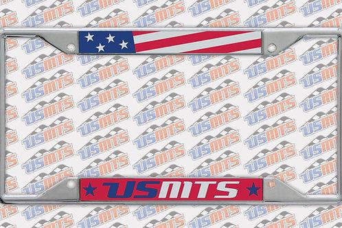 USMTS License Plate Frame