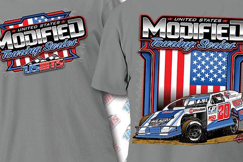 """USMTS """"Flag To Flag"""" Shirt"""