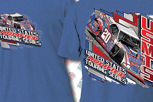 """USMTS """"2020 Tour"""" Shirt"""