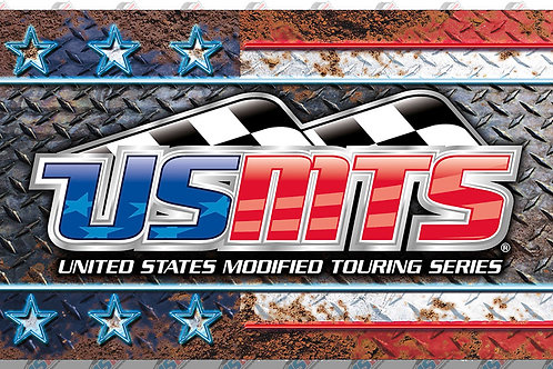 USMTS Two-Sided Flag