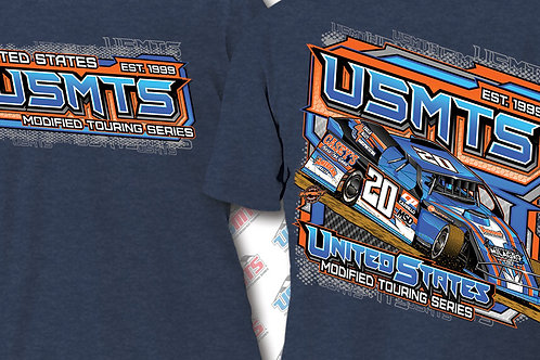 """USMTS """"IndiGOrange"""" Shirt"""