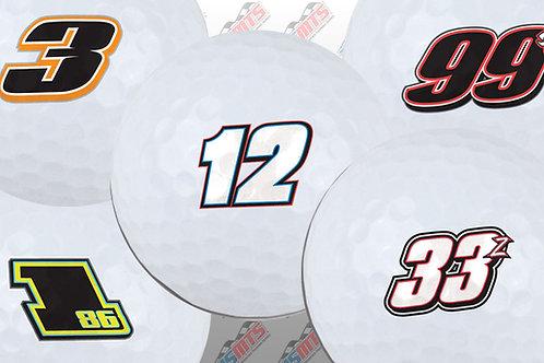 USMTS Golf Balls