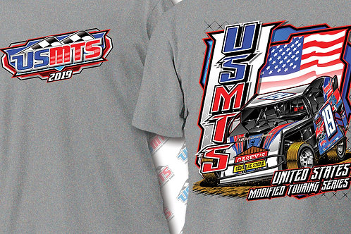 """USMTS """"Flag Waving Mad"""" Shirt"""