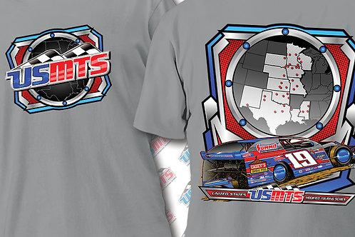"""USMTS """"Mayhem Map"""" Shirt"""