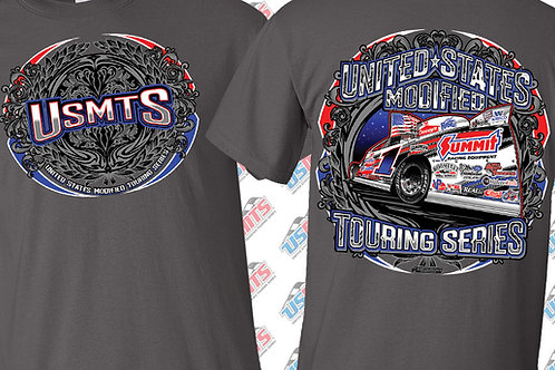 "USMTS ""Proud to be an American"" Shirt"