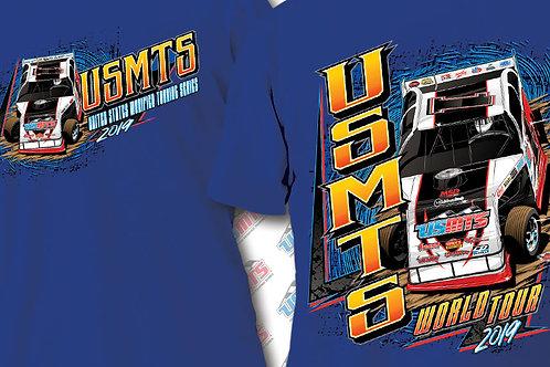 "USMTS ""World Tour"" Shirt"