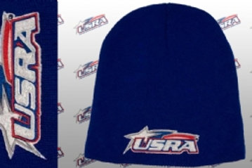 USRA Knit Beanie (Royal Blue)