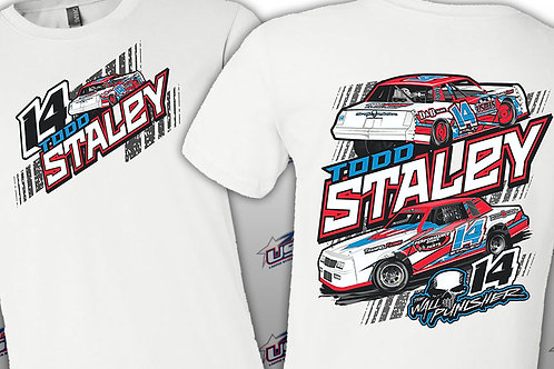 2019 Todd Staley Shirt (White)