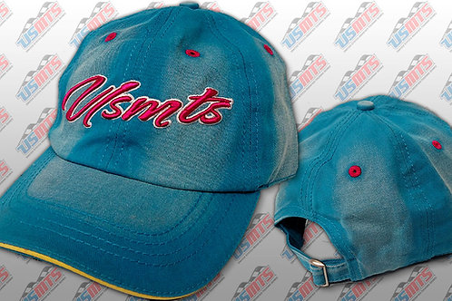 "USMTS ""Scripted"" Cotton Hat"