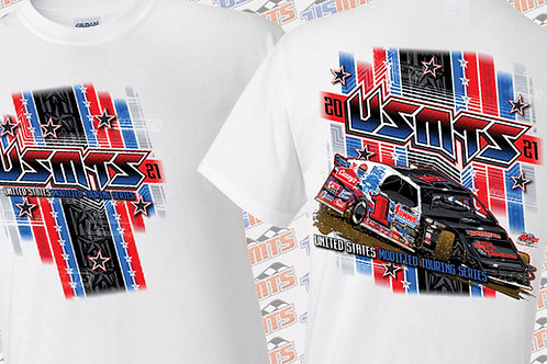 "USMTS ""Stars & Stripes"" Shirt"